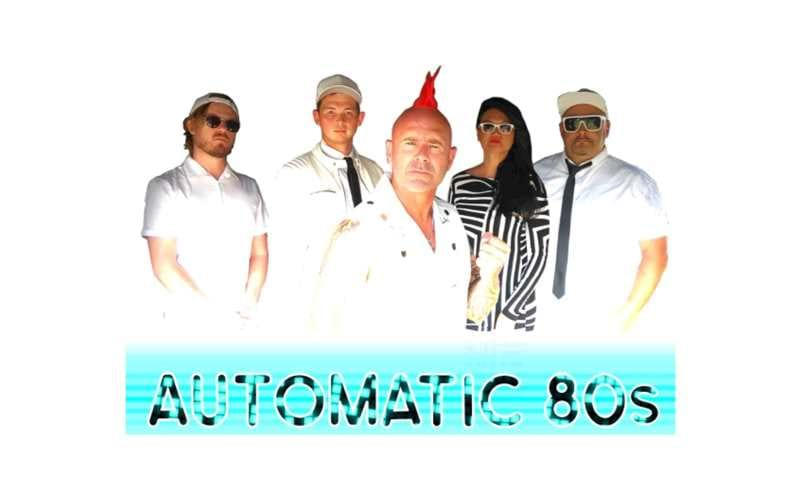 Coast presents Automatic80s Live